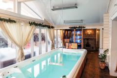 Строительство и отделка бань в Москве