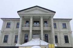 Стройка на Рублевке