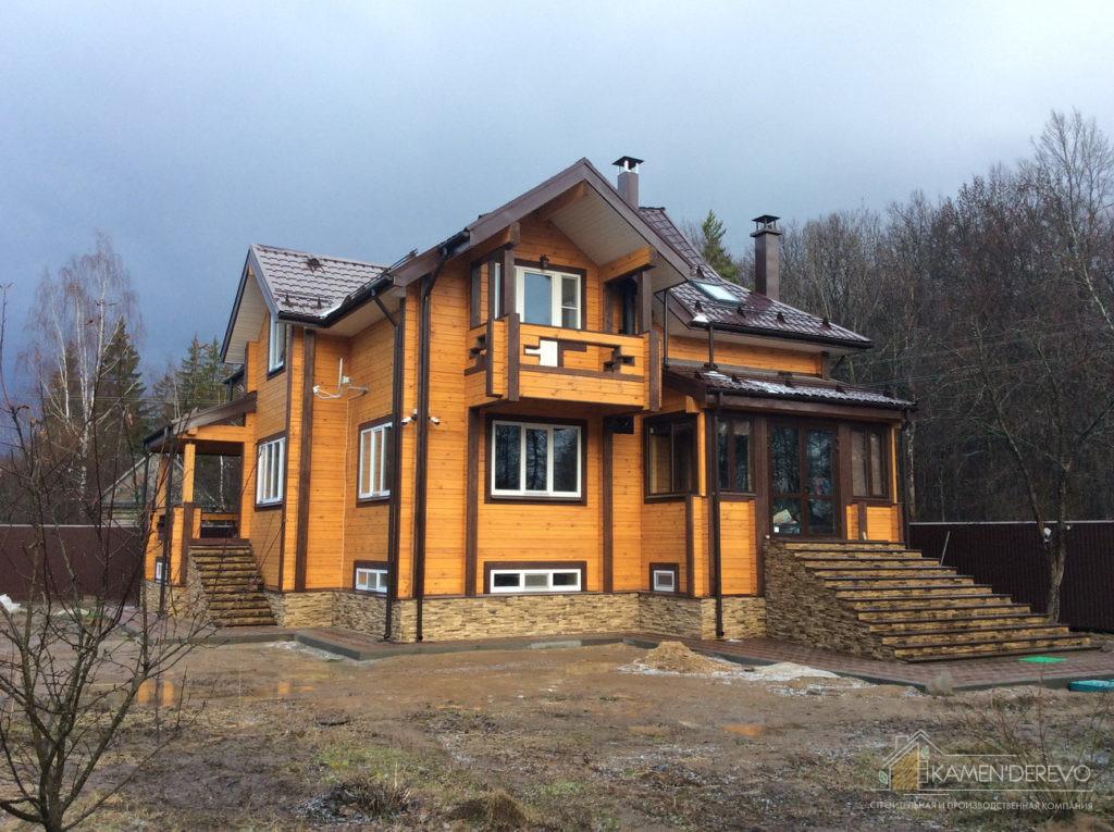 Дом Московская область