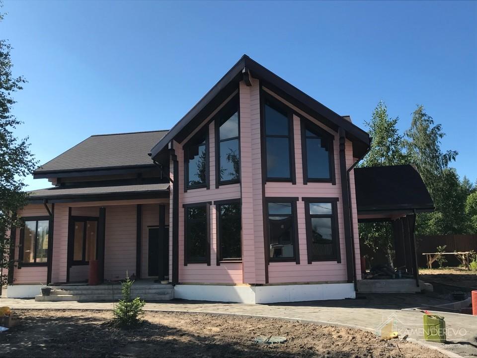 Дом в Череповце