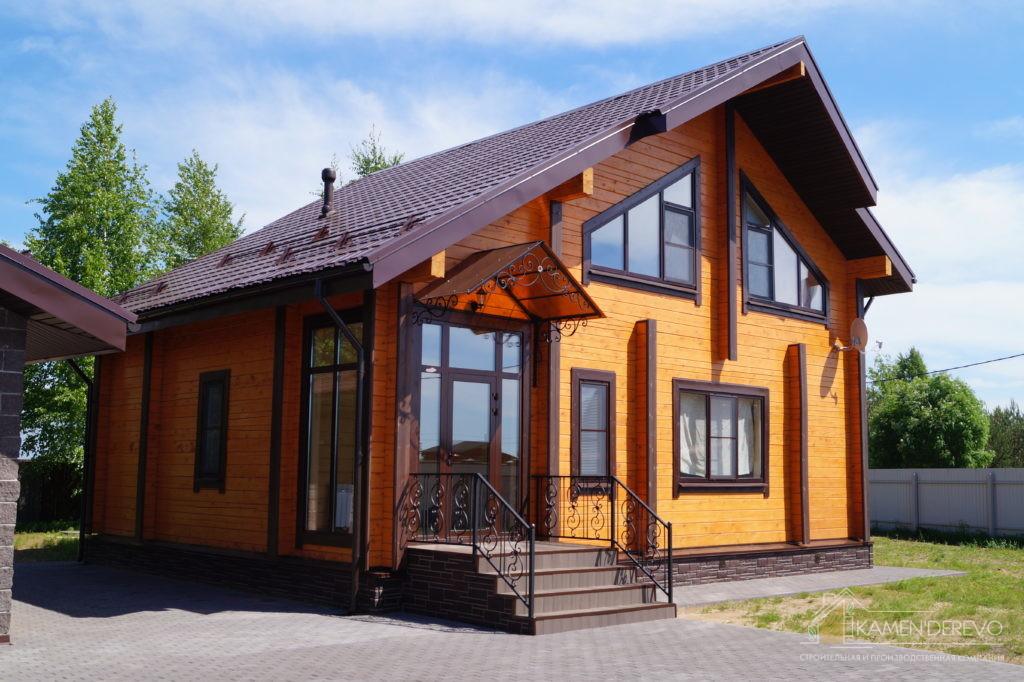 Дом деревня Вичелово