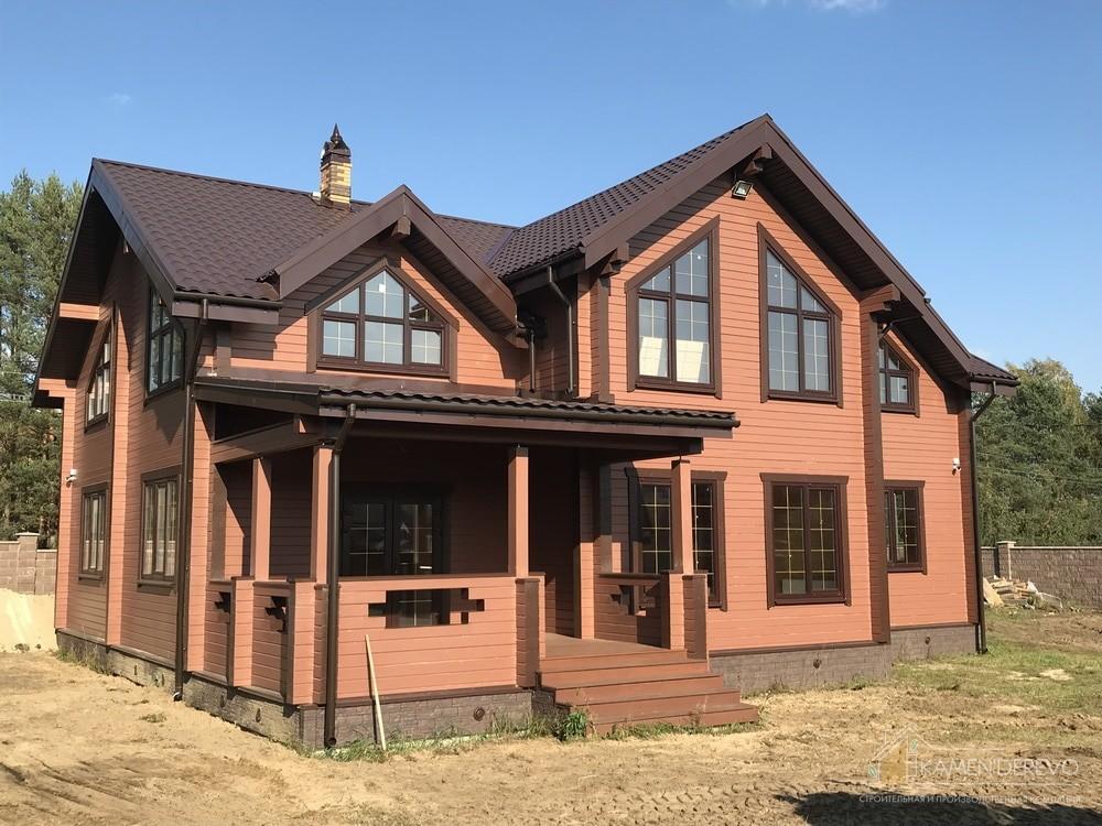 Дом деревня Заозерье